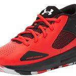 Zapatillas baloncesto rojas