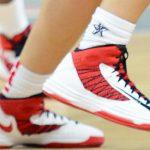 Zapatillas baloncesto de mujer