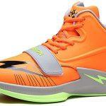zapatillas-baloncesto-naranjas