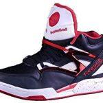 Zapatillas reebok basket retro negras