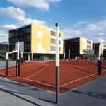 Cancha de Baloncesto 3D en Munich