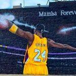 Mejores MURALES de GRAFITI de Kobe Bryant en el Mundo