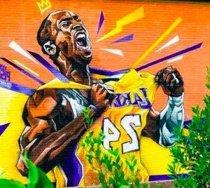 mural-de-grafiti-kobe-bryant-Awaken-the-Winner